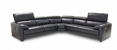 Fabric Leather Lounge Adelaide Taste Furniture